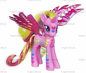 Игрушечная принцесса-пони «Делюкс» с волшебными крыльями, A5932
