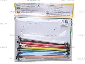 Рисование цветным песком «Самолет», 9740-1, купить