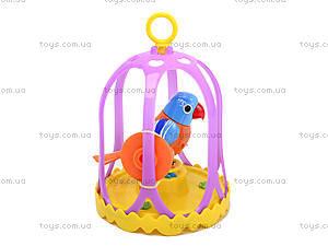 Интерактивная птичка Digi Birds, в клетке, 5023, купить