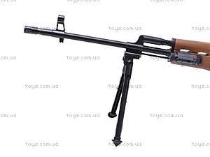 Пулемет детский с пульками, 003A, купить