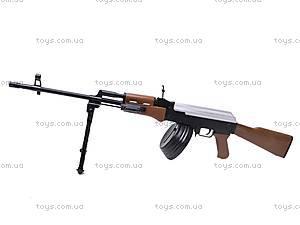 Пулемет детский с пульками, 003A