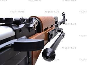 Пулемет детский с пульками, 003A, цена