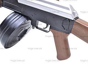 Пулемет детский с пульками, 003A, магазин игрушек