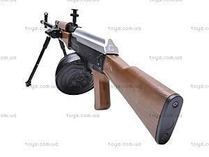 Пулемет детский с пульками, 003A, toys.com.ua