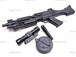 Пулемет с пульками, M601, отзывы