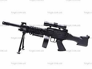 Пулемет с пульками, M601