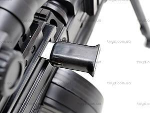 Пулемет с пульками, M601, магазин игрушек