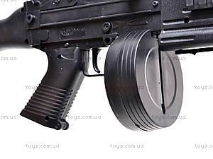 Пулемет с пульками, M601, toys.com.ua