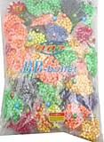 Пульки для пневматического оружия 50 штук, BB-4, интернет магазин22 игрушки Украина