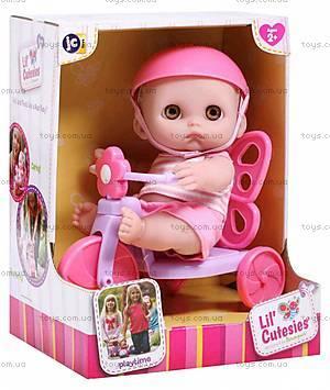 Пупc Мими на велосипеде, JC16972-2, купить