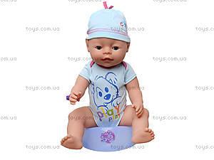 Пупсик Baby Love для девочек, BL006B, игрушки