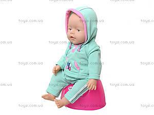 Игрушечный пупс Baby born, с аксессуарами, 058AR, купить