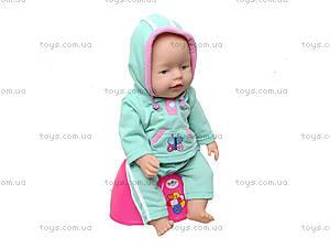 Игрушечный пупс Baby born, с аксессуарами, 058AR, цена