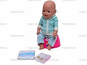 Пупс Baby Doll для детей, 8001-D