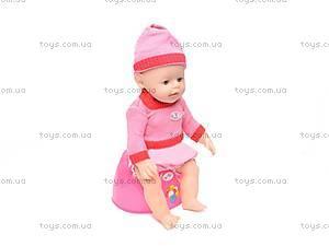 Пупс Baby Doll для девочек, 863578-11, отзывы