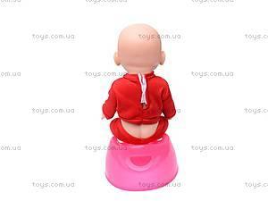 Пупс Baby Doll, с аксессуарами, 80058K, купить