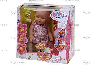 Пупс-девочка в коробке, 800058-5, отзывы