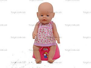Пупс-девочка в коробке, 800058-5, цена