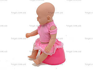 Розовый пупс Baby Born в коробке, 800058-2, фото