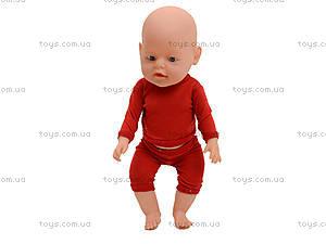 Пупс Baby Born в коробке с аксессуарами, 800058-K, игрушки