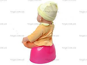 Пупс игрушечный Baby born для детей, 058-7R, купить