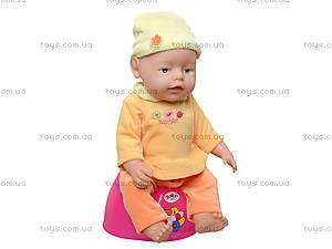 Пупс игрушечный Baby born для детей, 058-7R, отзывы