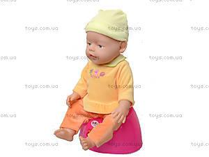 Пупс игрушечный Baby born для детей, 058-7R, цена