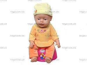 Пупс игрушечный Baby born для детей, 058-7R, игрушки