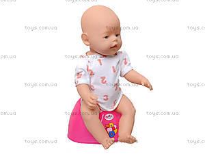 Пупс для детей «Маленькая лялечка», 058R, купить