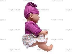 Пупс Baby Doll в зимней одежде, 058-P, фото