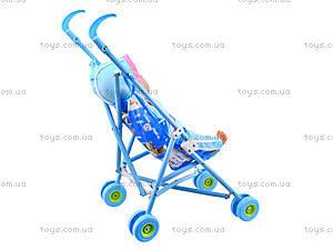 Пупс Baby Doll, с коляской, RT07-02C, игрушки