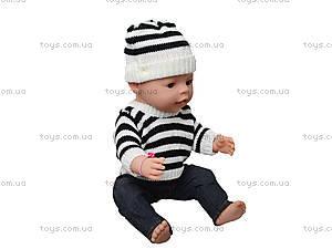 Маленький интерактивный пупс Baby Love, BL013C, купить