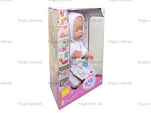 Интерактивная кукла пупс, BL015A, купить