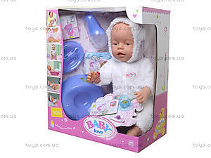 Интерактивная кукла пупс, BL015A, цена