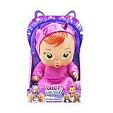 Пупс CRY BABIES: розовый для девочки , 9356