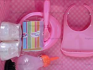 Пупс детский интерактивный «Лялечка», 30667-12, цена