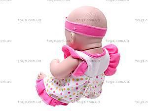 Пупс детский с аксессуарами, GF16004, фото