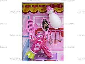 Пупс-девочка с аксессуарами Baby, 9099, детские игрушки