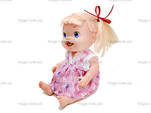 Пупс-девочка с аксессесуарами «Baby Alive» в коробке, 28222A, фото