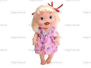 Пупс-девочка с аксессесуарами «Baby Alive» в коробке, 28222A, цена