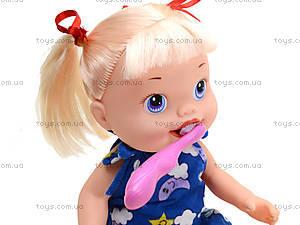 Пупс-девочка с аксессуарами Baby Alive, 806E, купить