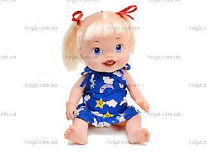 Пупс-девочка с аксессуарами Baby Alive, 806E, отзывы