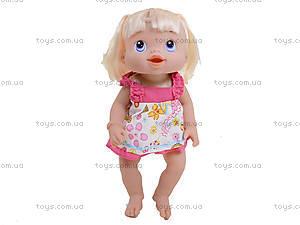 Пупс-девочка с докторским набором, 808E-6, фото