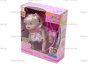 Пупс-девочка с докторским набором, 808E-6, цена