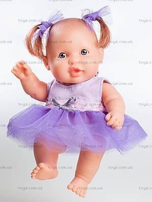 Детский пупс «Европейка Грета», 01229