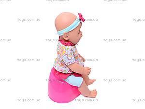 Пупс для детей Baby Doll, 058-8, отзывы