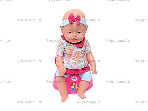 Пупс для детей Baby Doll, 058-8, цена