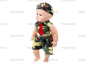 Пупс игрушечный детский, 8812, купить
