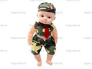 Пупс игрушечный детский, 8812, фото
