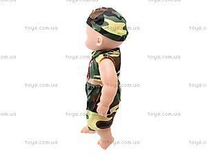 Пупс игрушечный детский, 8812, цена